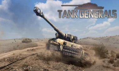 دانلود بازی هیجان انگیز Tank Generals v1.0.1.14  – اندروید